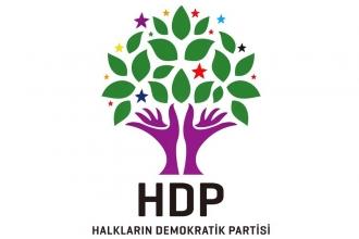 HDP'den seçim afişlerine yönelik saldırıya suç duyurusu