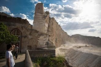 Hasankeyf'te set yükseliyor: Tarih tehlike altında