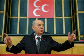 Nationalist Movement Party leader Devlet Bahçeli called for early elections