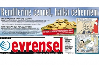 The case for Evrensel's 'Paradise Documents' report will be heard today