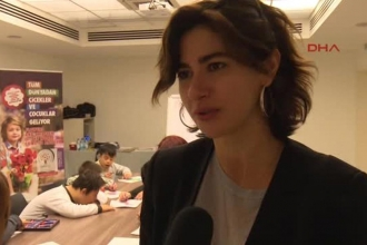 'Nesrin Cavadzade La Casa De Papel'de' iddiası
