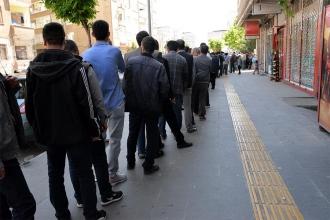 Nisan ayı işsizlik rakamı yüzde 9,6 olarak açıklandı