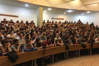 Öğrenci şenliği yasak, sermayenin festivali serbest