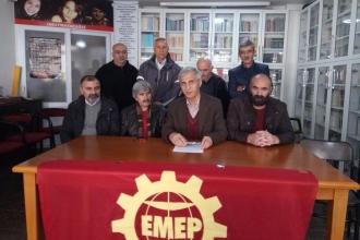 EMEP Mersin İl Örgütü: AKP'nin nükleer santral aşkı devam ediyor