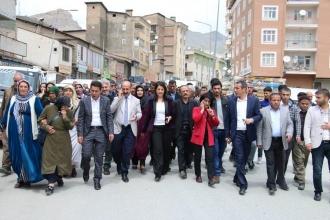 Pervin Buldan: Türkiye'yi kucaklayacak bir adayımız olacak