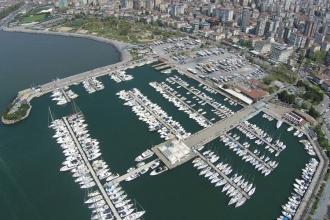 Fenerbahçe Kalamış Yat Limanı ihalesi geri çekildi