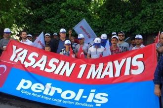 Petrol-İş İzmir Şubesine üye işçiler değişim istiyor