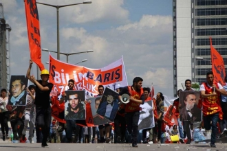 İTÜ'lü öğrenciler 1 Mayıs'ın gençlikle ilişkisini tartıştı