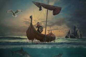 Vikinglerin navigasyonu kristaller