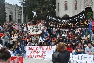 AKP üniversitenin iradesini tanımadı: Mücadele burada bitmeyecek
