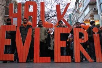 Ankara'da Halkevleri üyelerine operasyon