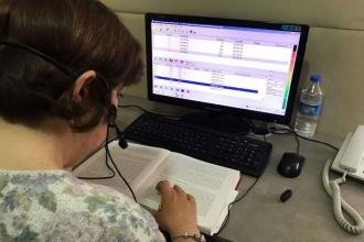 Dünya Engelliler Haftası   Görme engellilerin ışığı: Sesli Kütüphane