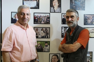 'İzler ve Sözler' sergisi açıldı: 'Sınıfın kültürünü aktarmak için…'