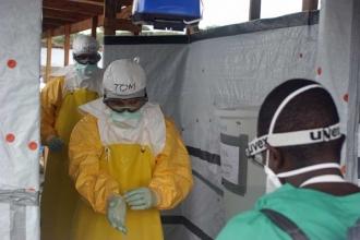Kongo'daki ebola salgınında yaşamını yitirenlerin sayısı 66'ya çıktı