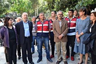Onur Hamzaoğlu'nun tutukluluğuna sosyal medyadan tepki