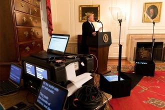 Trump, Twitter kullanıcılarını engelleyemeyecek: 'Anayasaya aykırı'