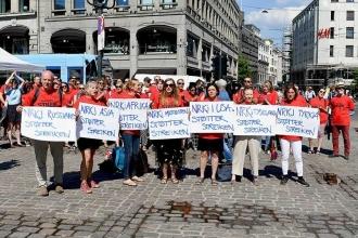 Norveç'te 1700 basın emekçisi grevde