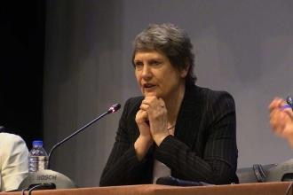 Helen Clark: İnandıklarınızı sesli savunun