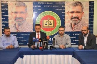 Diyarbakır Barosu: Soylu hakkında yasal yollara başvuracağız
