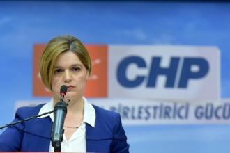 CHP'li Selin Sayek Böke: İktidarın istikrar vaadi çöktü