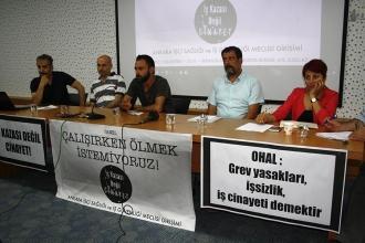 İSİG Meclisi Ankara Girişimi kuruldu