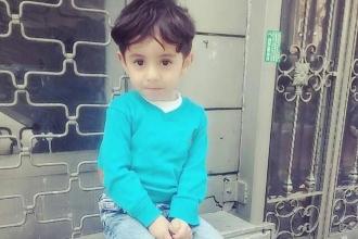 3 yaşındaki Berkay'a çarpan sürücü hızla kaçtı