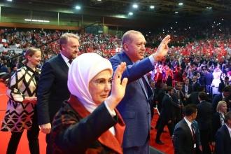 Erdoğan Bosna Hersek'te: Suikast iddiası haberi bana ulaştı