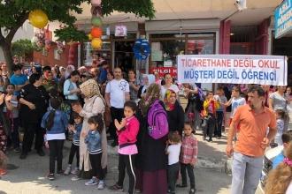 Veliler: Müdür istifa edinceye kadar mücadeleye devam