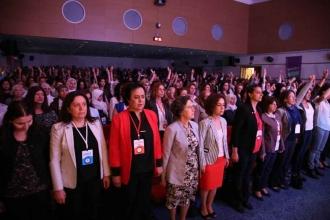 HDP Kadın Meclisi, seçim bildirgesini açıkladı