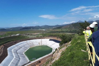 Bergama'daki Ovacık Altın Madeni ÇED'siz çalışıyor