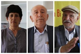 Dersim'de ana ve pirler: HDP'nin yanında yerimizi almalıyız