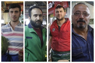 Ankara Ulus Halinde pazarcı da vatandaş da şikayetçi
