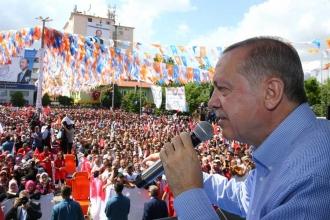 Isparta'da konuşan Erdoğan: Ekonomi bizim işimiz