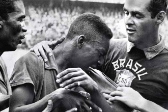 1958 İsveç: Brezilya ve Pele dünyayı büyüledi