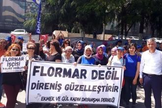 Sendikal hakları için direnen Flormar işçileri direnişlerini anlattı