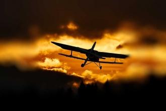 İtalya'da turistik uçak düştü, 1 kişi hayatını kaybetti