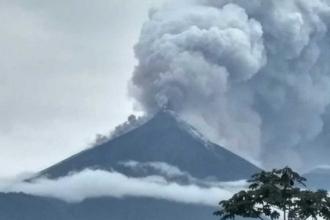 Guatemala'da yanardağ patlaması: 25 ölü, yüzlerce yaralı