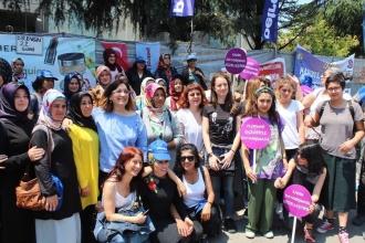 Kadın sinemacılardan Flormar işçisilerine destek: Başrol dayanışmanın!