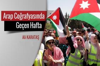 Ürdün halkı IMF hükümetine karşı ayakta