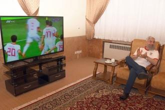 Ruhani, maç keyfini sosyal medyada paylaştı