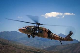 Hakkari'de askeri konvoya roketli saldırı: 6 asker yaralı
