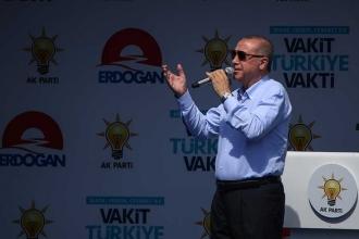 Erdoğan Esenyurt'ta: Bay Muharrem bu devlet guguk devleti değil