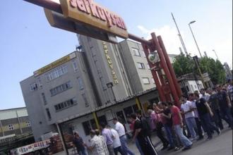 Sarkusyan işçisi: Bir yıl verdiğimiz emeğin karşılığını patronlar aldı