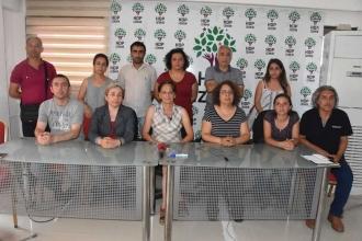 HDP son mitingini İzmir'de yapacak