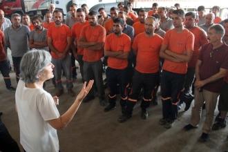 Selma Gürkan: İşçilerin siyaset hakkı olmadan demokrasi olmaz