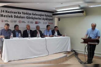 Meslek odaları: Güzel, demokratik bir Türkiye'ye uyanmak istiyoruz