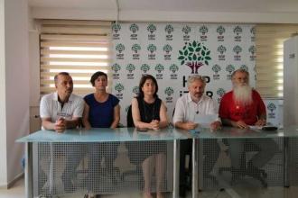 HDP İzmir: Ekoloji için de oylar HDP'ye, Demirtaş'a