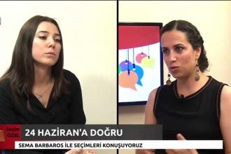 Barbaros: AKP seçmeni içerisinde AKP'ye ikna olmayan sayısı artıyor