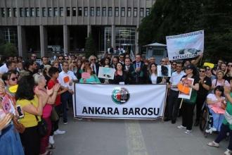 Ankara Barosu: Hayvanlara yönelen şiddet akıl dışı boyutlara ulaştı