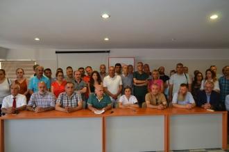 Tabip Odası ve SES'ten sözleşmesi feshedilen Doğan'a destek